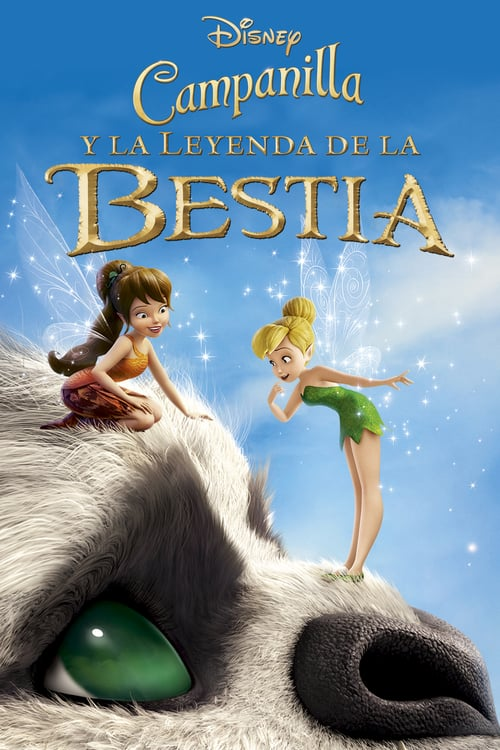 Tinker bell y La Bestia de Nunca Jamas 2014 [Latino – Ingles] MEDIAFIRE