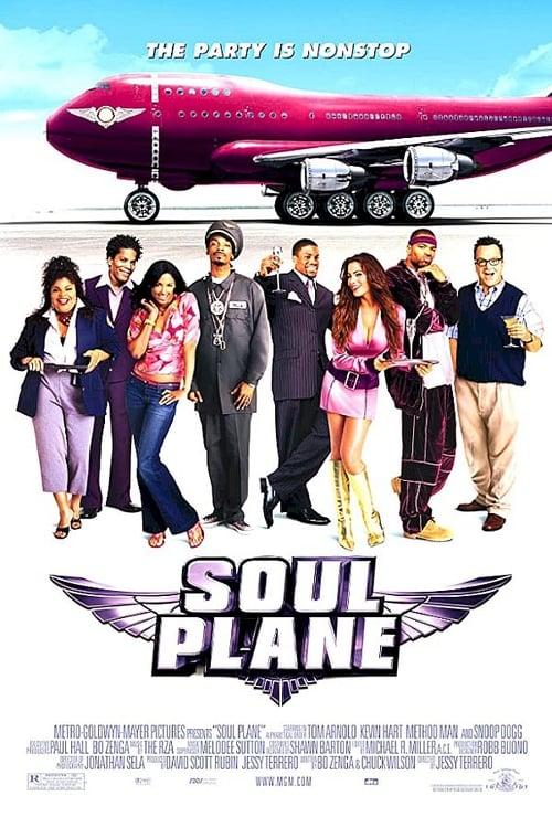Soul Plane – Un vuelo de locura 2004 [Latino – Ingles] MEDIAFIRE