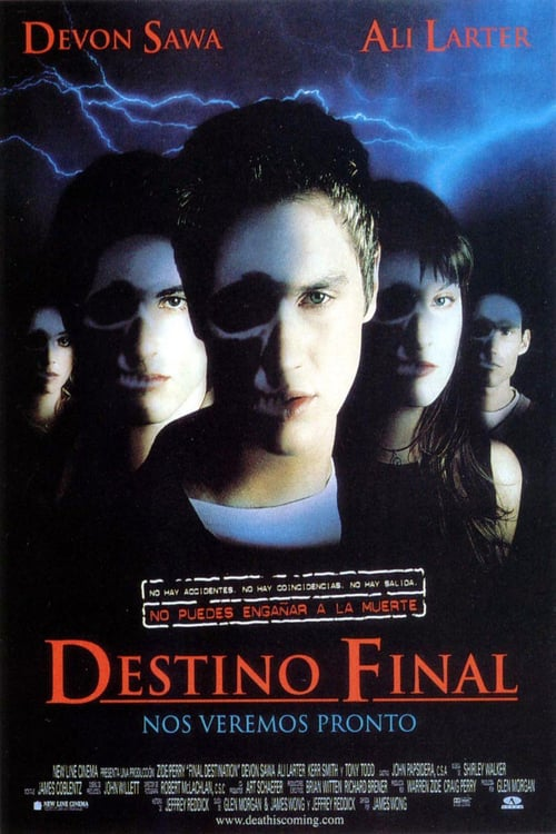 Destino final 2000 [Latino – Ingles] MEDIAFIRE