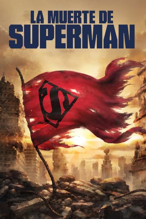 La muerte de Superman 2018 [Latino – Ingles] MEDIAFIRE