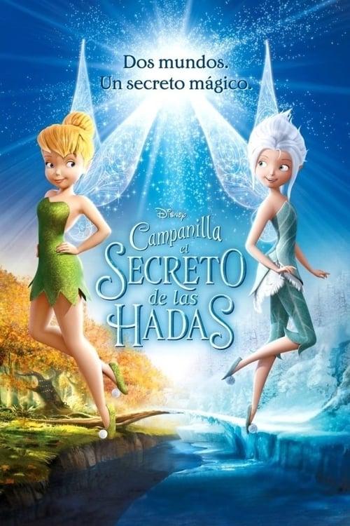 Tinker Bell 4: El Secreto de las Hadas 2012 [Latino – Ingles] MEDIAFIRE