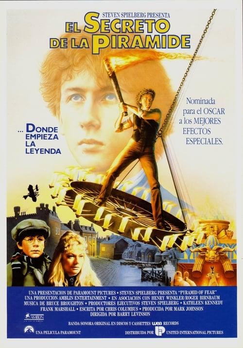 El joven Sherlock Holmes 1985 [Latino – Ingles] MEDIAFIRE