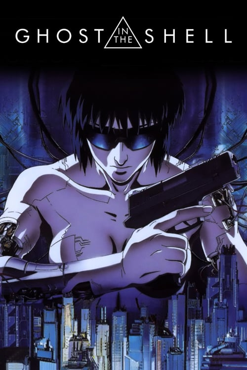 Ghost in the shell 1995 [Latino – Japones] MEDIAFIRE