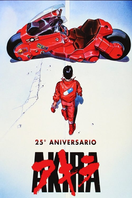 Akira 1988 [Latino – Japones – Ingles] MEDIAFIRE