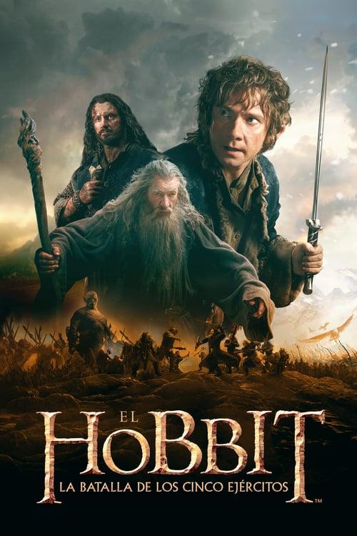 El Hobbit: La batalla de los cinco ejércitos 2014 Extendida [Latino – Ingles] MEDIAFIRE