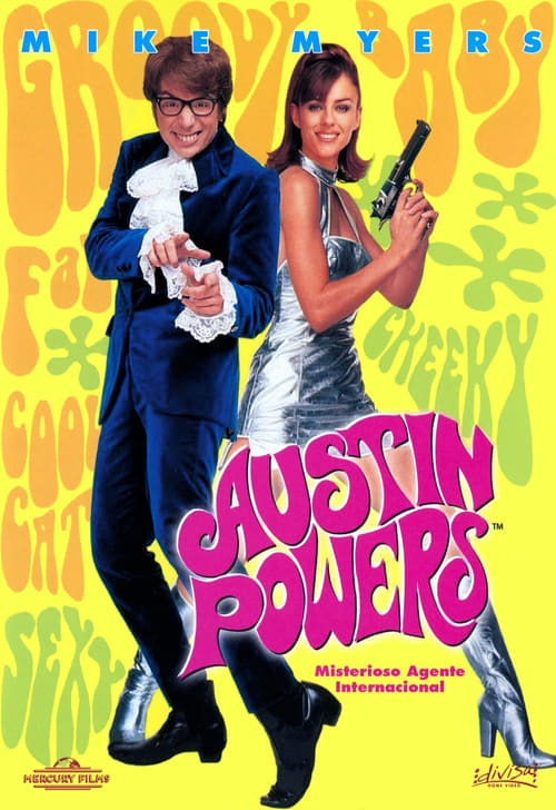 Austin Powers: El Agente Internacional del Misterio 1997 [Latino – Ingles] MEDIAFIRE
