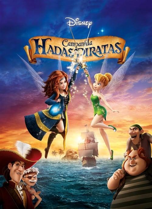 Tinker Bell 5: Hadas y Piratas 2014 [Latino – Ingles] MEDIAFIRE