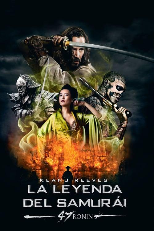 47 Ronin: La Leyenda del Samurai 2013 [Latino – Ingles] MEDIAFIRE