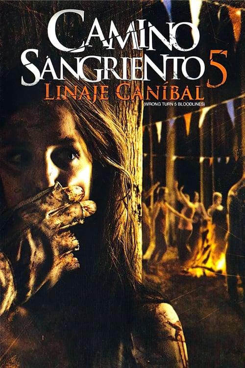 Camino Hacia el Terror 5: Final Sangriento 2012 [Latino – Ingles] MEDIAFIRE