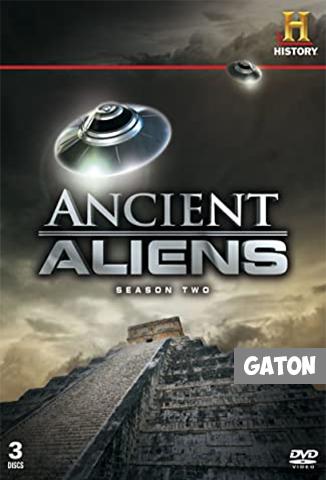 Alienígenas Ancestrales TEMPORADA 2 [Castellano – Ingles] MEDIAFIRE