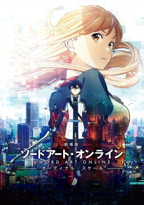 Sword Art Online: Escala Ordinal 2017 [Castellano – Japones] MEDIAFIRE