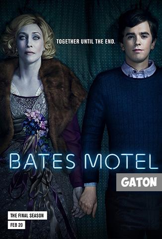 Bates Motel TEMPORADA 5 [Latino – Ingles] MEDIAFIRE