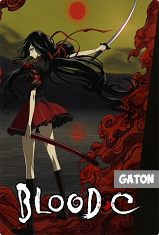 Blood-C TEMPORADA 1 [Castellano – Japones – Ingles] MEDIAFIRE