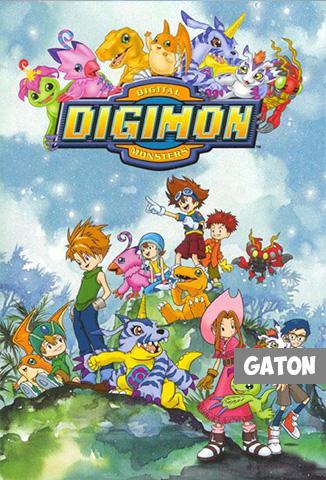 Digimon Adventure TEMPORADA 1 [Latino] MEDIAFIRE