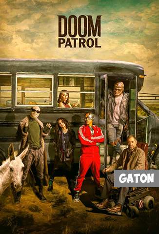 Doom Patrol TEMPORADA 1 [Latino – Ingles] MEDIAFIRE