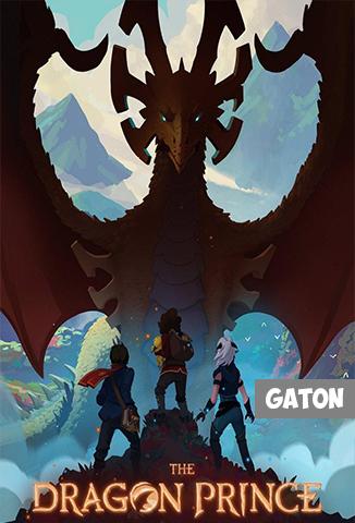 El príncipe dragón TEMPORADA 1 [Latino – Ingles] MEDIAFIRE