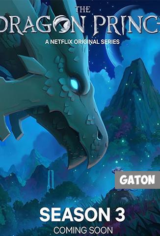 El príncipe dragón TEMPORADA 3 [Latino – Ingles] MEDIAFIRE