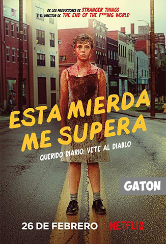 Esta Mierda Me Supera TEMPORADA 1 [Latino – Ingles] MEDIAFIRE