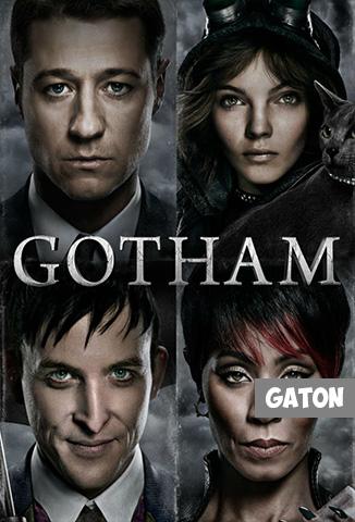Gotham TEMPORADA 1 [Latino – Ingles] MEDIAFIRE