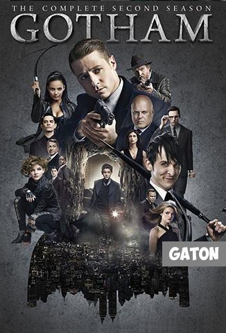 Gotham TEMPORADA 2 [Latino – Ingles] MEDIAFIRE