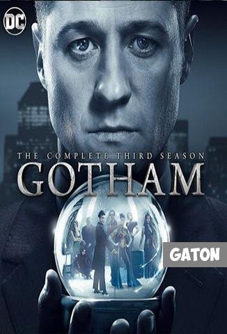 Gotham TEMPORADA 3 [Latino – Ingles] MEDIAFIRE