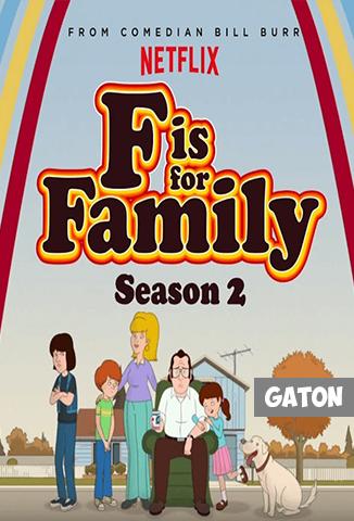 F Is for Family TEMPORADA 2 [Latino – Ingles] MEDIAFIRE