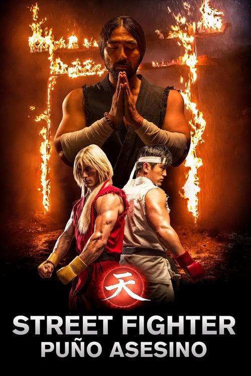 Street Fighter: Puño asesino 2014 [Latino – Ingles] MEDIAFIRE