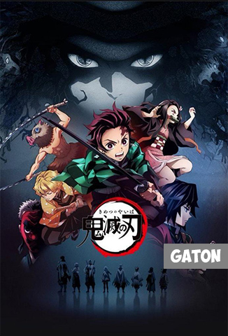 Demon Slayer: Kimetsu no Yaiba TEMPORADA 1 [Latino – Japones] MEDIAFIRE