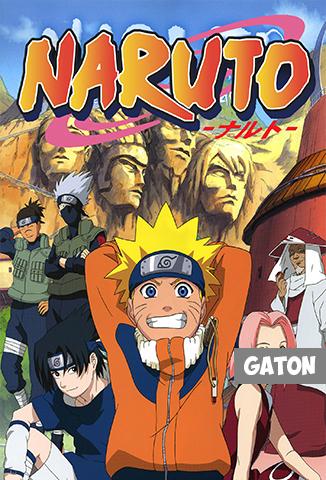 Naruto TEMPORADA 1 [Latino – Japones] MEDIAFIRE