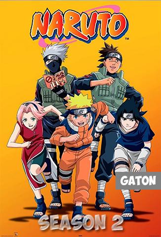 Naruto TEMPORADA 2 [Latino – Japones] MEDIAFIRE