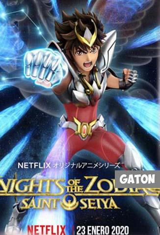 Saint Seiya: Los Caballeros del Zodiaco TEMPORADA 2 [Latino – Japones] MEDIAFIRE