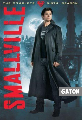 Smallville TEMPORADA 9 [Latino – Ingles] MEDIAFIRE