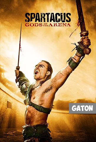 Spartacus: Dioses de la Arena ´PRECUELA´ [Latino – Ingles] MEDIAFIRE