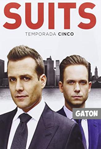 Suits TEMPORADA 5 [Latino – Ingles] MEDIAFIRE