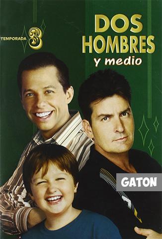 Dos hombres y medio TEMPORADA 3 [Latino – Ingles] MEDIAFIRE