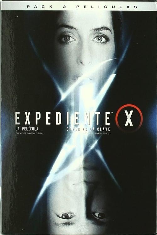Los expedientes secretos X: Quiero creer 2008 [Latino – Ingles] MEDIAFIRE