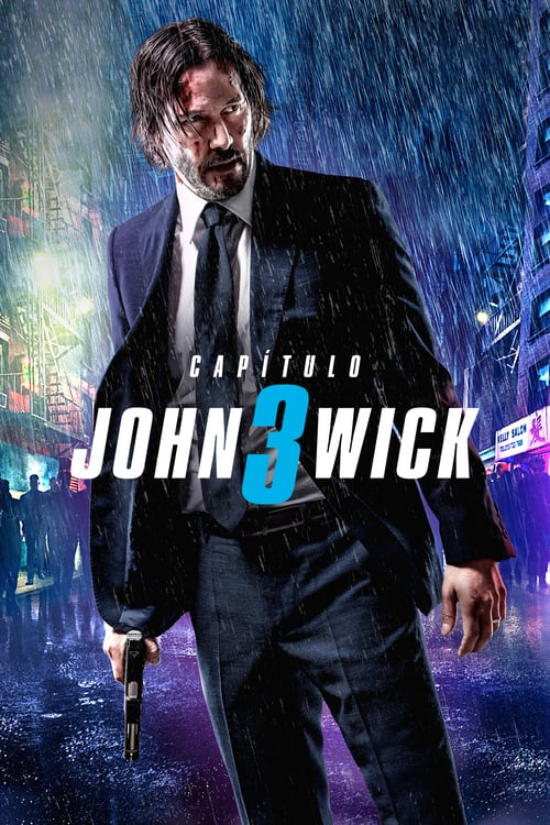 John Wick 3: Parabellum 2019 [Latino – Ingles] MEDIAFIRE