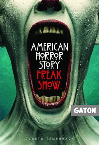 American Horror Story: Freak Show TEMPORADA 4 [Latino – Ingles] MEDIAFIRE