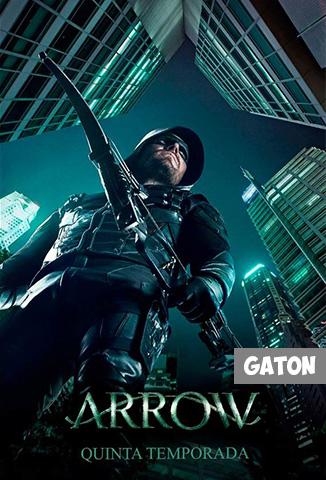 Arrow TEMPORADA 5 [Latino – Ingles] MEDIAFIRE