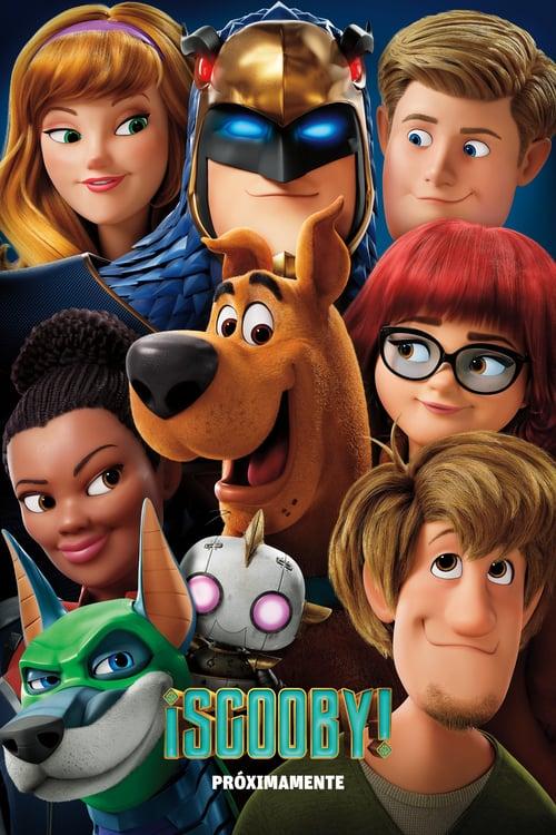 ¡Scooby! 2020 [Latino – Ingles] MEDIAFIRE