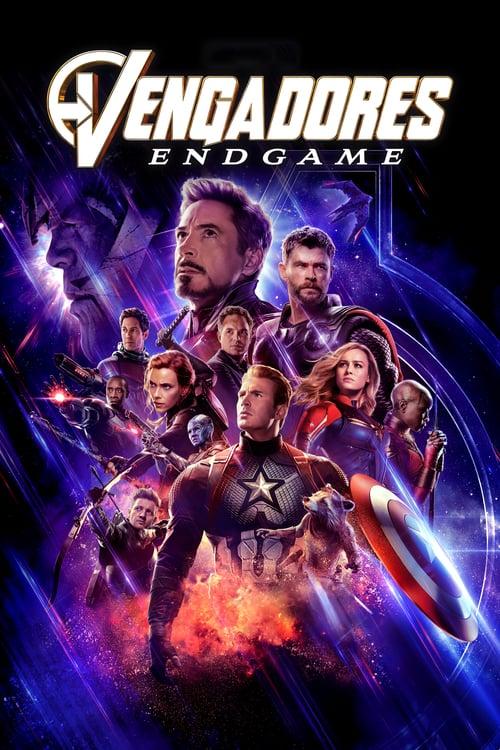 Avengers: Endgame 2019 [Latino – Ingles] MEDIAFIRE