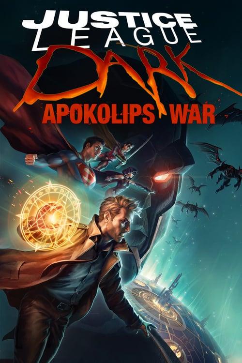 La Liga de la Justicia Oscura: Guerra Apokolips 2020 [Latino – Ingles] MEDIAFIRE