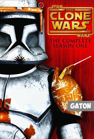 Star Wars: The Clone Wars TEMPORADA 1 [Latino – Ingles] MEDIAFIRE