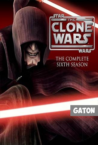 Star Wars: The Clone Wars TEMPORADA 6 [Latino – Ingles] MEDIAFIRE