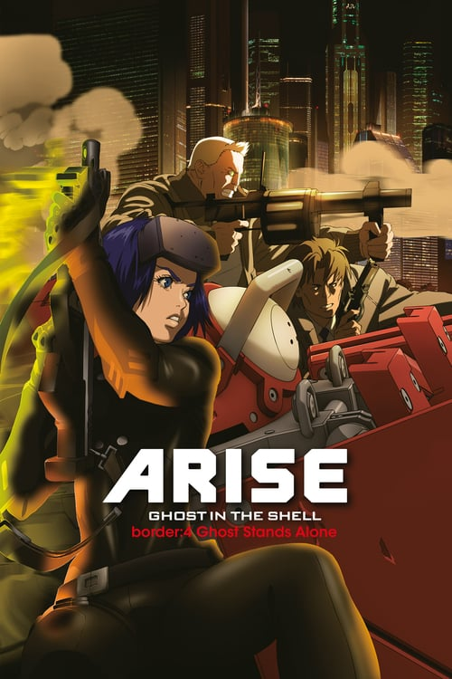 Ghost in the Shell ARISE – border:4 Ghost Stands Alone [Sub Español] MEDIAFIRE