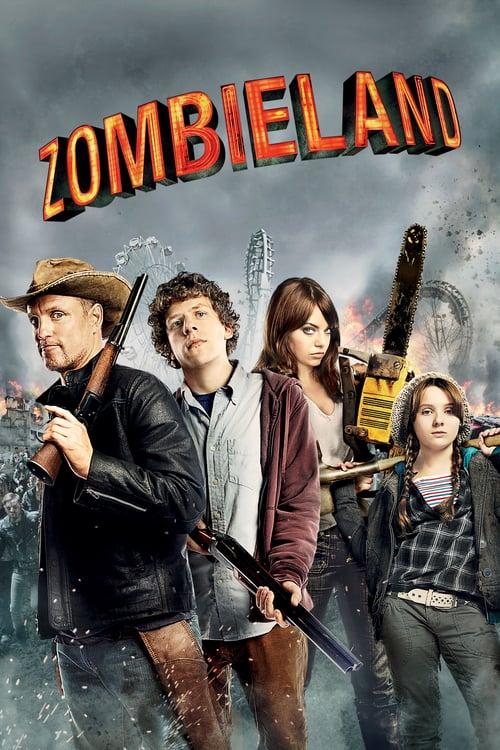 Zombieland 2009 [Latino – Ingles] MEDIAFIRE