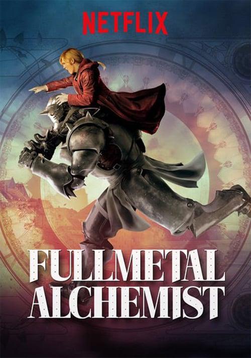 FullMetal Alchemist 2017 [Latino – Japones] MEDIAFIRE