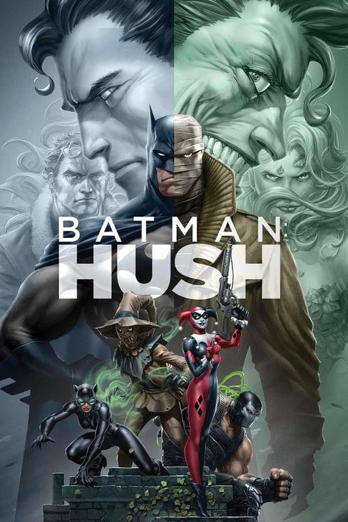 Batman: Hush 2019 [Latino – Ingles] MEDIAFIRE