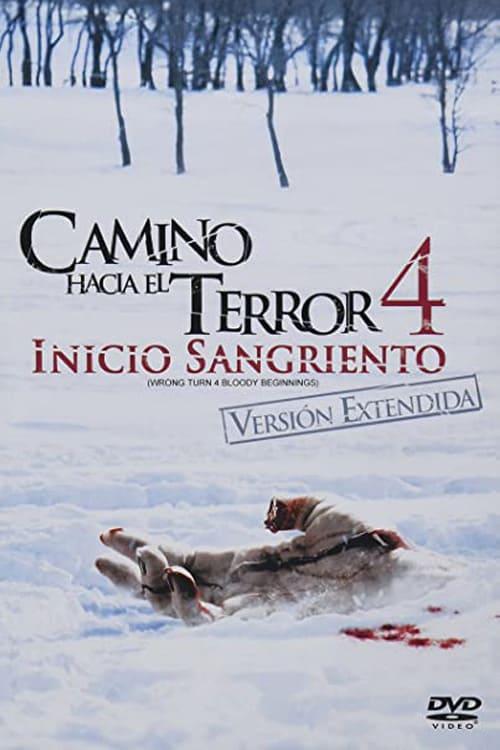 Camino hacia el terror 4: El inicio sangriento 2011 [Latino – Ingles] MEDIAFIRE