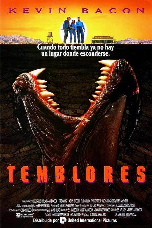 Terror bajo la Tierra 1990 [Latino – Ingles] MEDIAFIRE